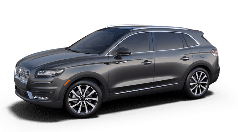New 2019 Lincoln Nautilus Select Crossover in Calumet City, IL